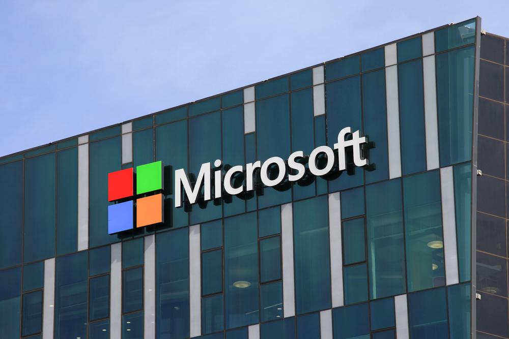 Microsoft kompanija