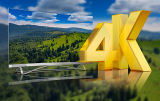 4k TV