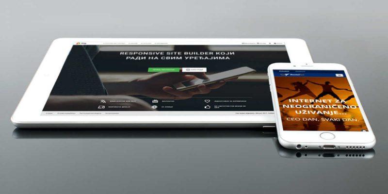 kako napraviti besplatan sajt site pro