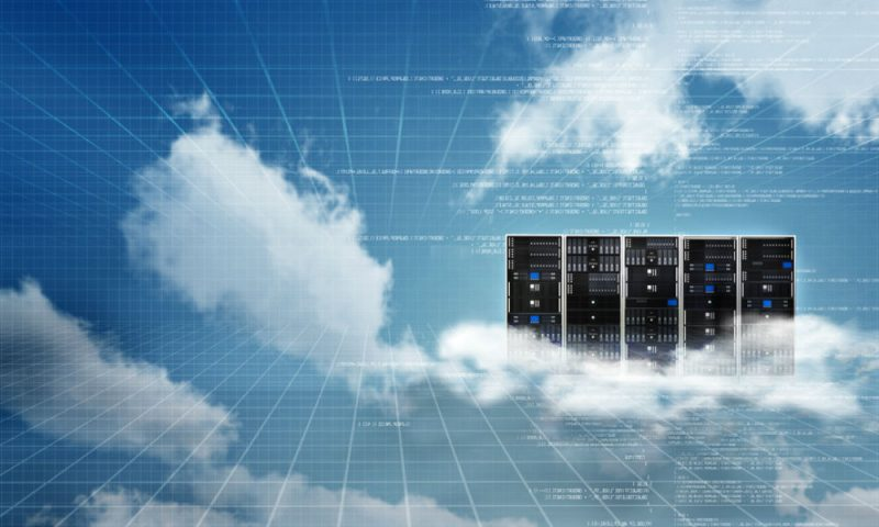 cloud hosting dedicated sever
