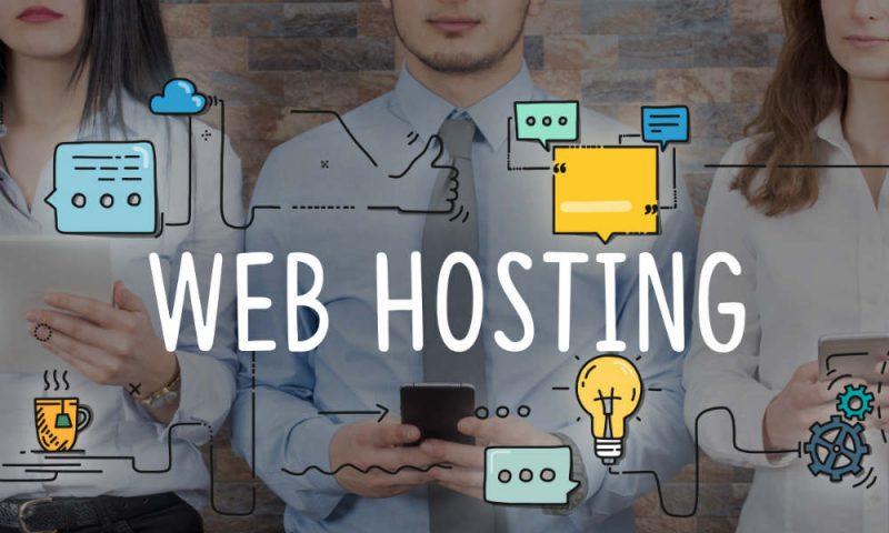 hosting terminologija