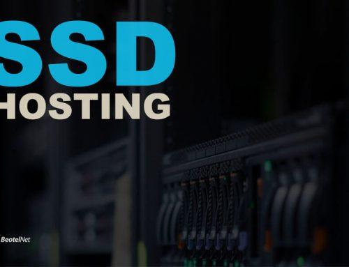 SSD Hosting – Nova generacija hosting usluga