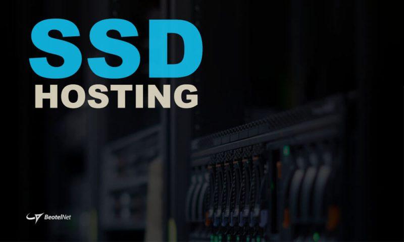 ssd hosting Beotel