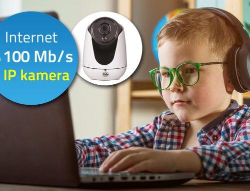 IP kamera: vaša e-guvernanta